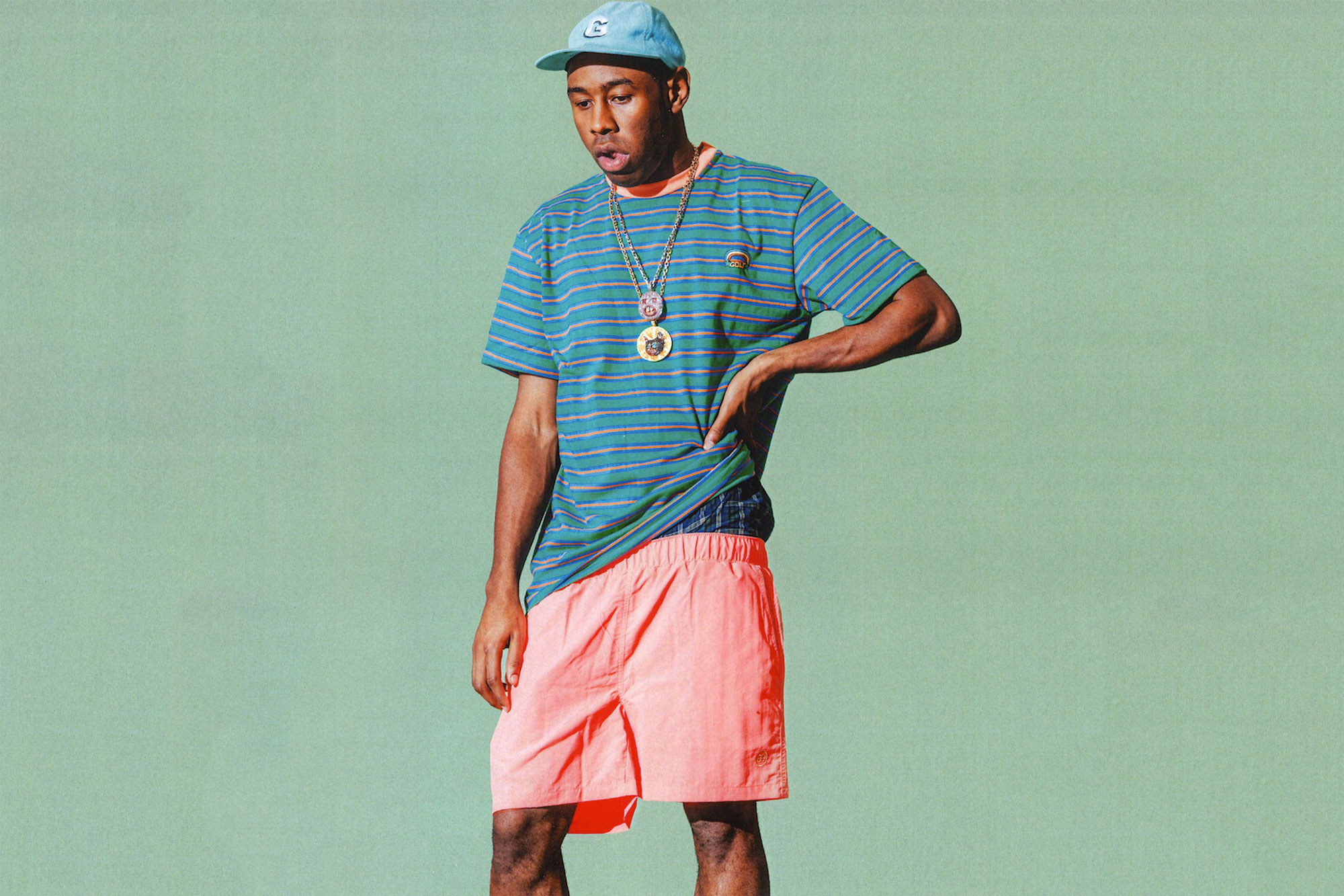 "Tyler, The Creator – ""Rose Tinted Cheeks"" Demo"