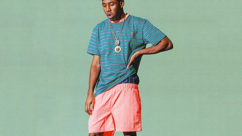 "Tyler, The Creator – ""Scum Fuck Flower Boy"" Stream"