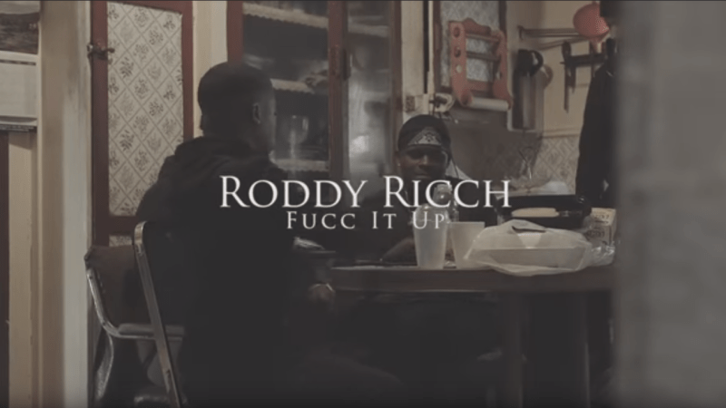 "Roddy Ricch – ""Fucc It Up"" Prod. By Ice Starr"