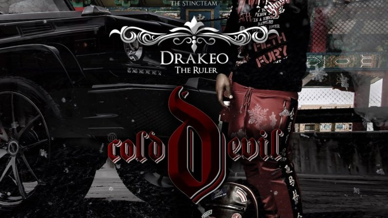 Drakeo The Ruler's Triumphant Return 'Cold Devil' Is Here