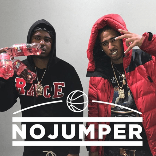 WATCH: Drakeo The Ruler Interview with No Jumper