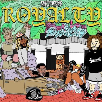 "Earthgang – ""Royalty"" EP"