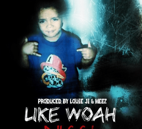 "Rucci – ""Like Woah"" Prod. by Louie Ji & Meez"