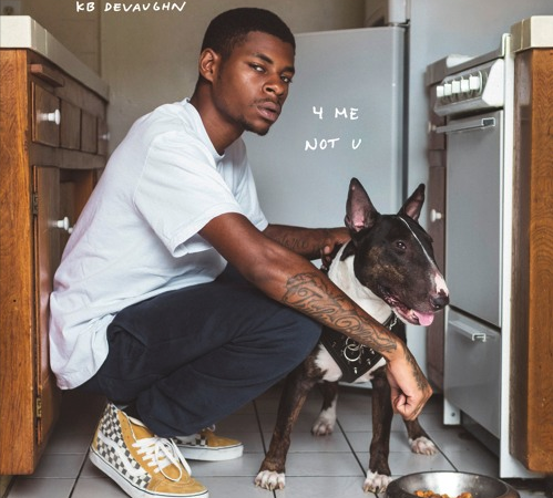 "KB Devaughn – ""4 Me, Not You"" Album"