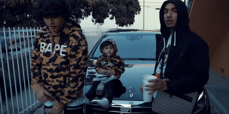 "Shoreline Mafia – ""Intro"" Music Video Prod. by RonRon"
