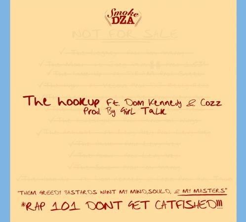 "Smoke DZA – ""The Hookup"" Feat. Dom Kennedy & Cozz Prod. by Girl Talk"