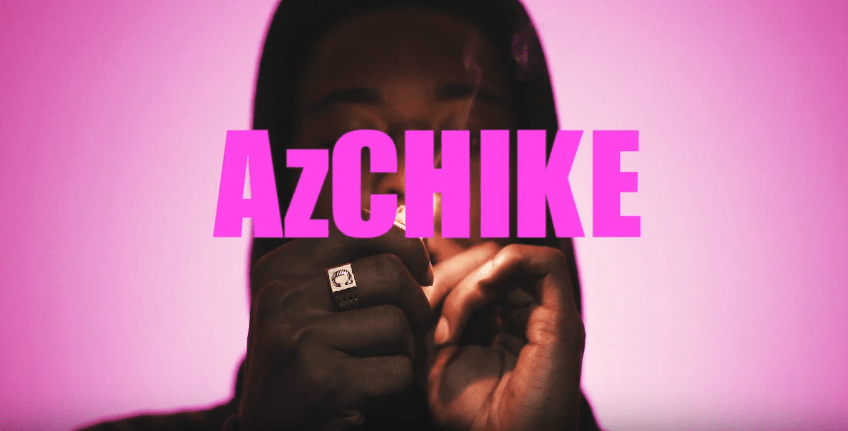 "AzChike – ""Myself"" Music Video Prod. by Deuce Smoov Directed by REALMOVIE"
