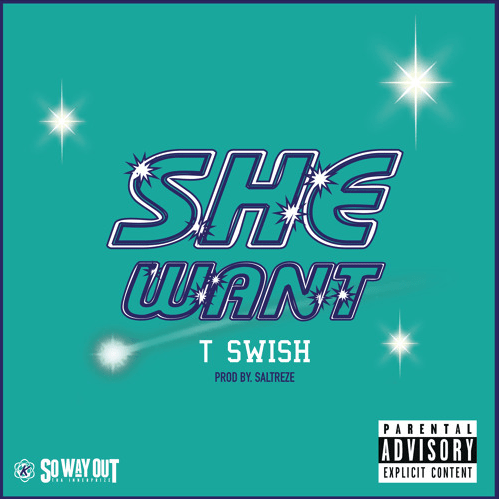 "TSwish – ""She Want"" Prod. by Saltreze"