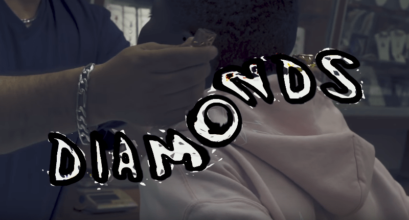 "Pimp Pimp P – ""Diamonds"" Music Video"