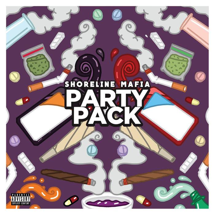 "Shoreline Mafia – ""Party Pack"" EP"