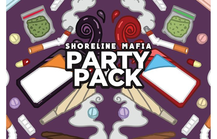 "Shoreline Mafia – ""Party Pack"" EP"