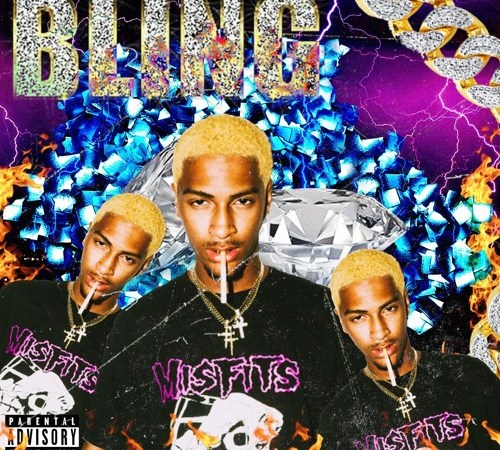 "Comethazine – ""Bling"" Prod. By Lonely"