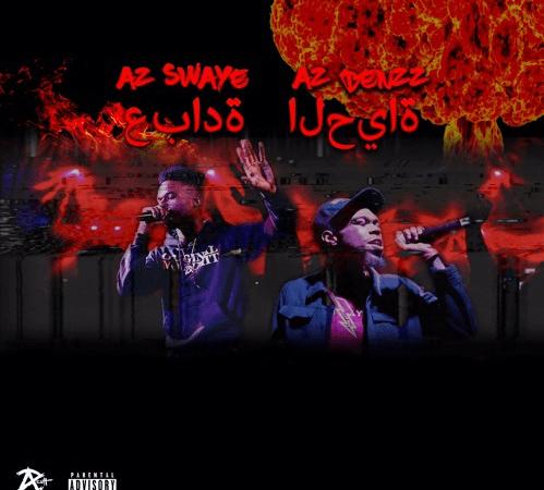 """AzSwaye x AzBenzz Release """"CULTLIFE"""" EP"""