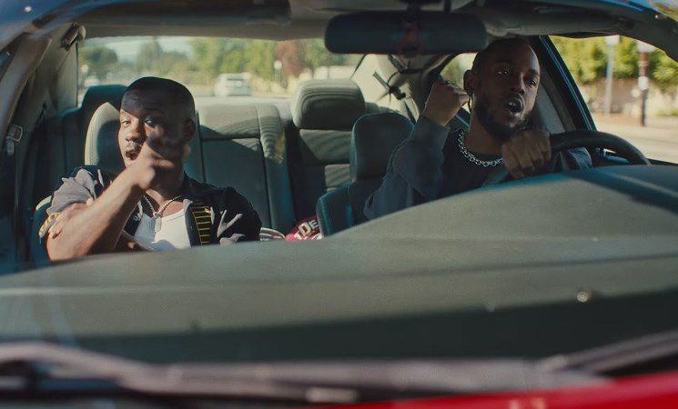 "Jay Rock – ""Wow Freestyle"" Feat. Kendrick Lamar Music Video"