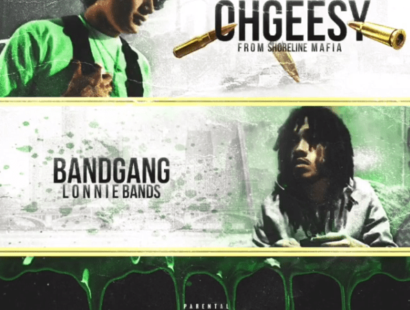 """OhGeesy of Shoreline Mafia x Bandgang Lonnie Bands – """"Homicide"""" Prod. by Ron-Ron"""