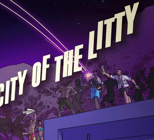 "Problem – ""City of the Litty"""