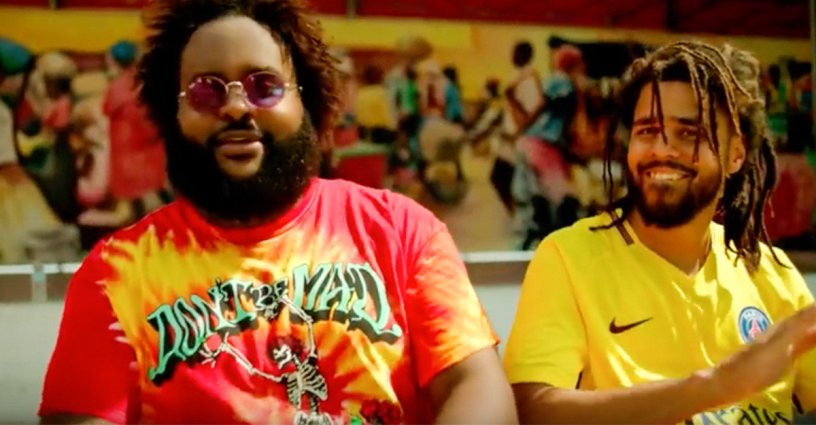 """Bas – """"Tribe"""" Music Video Feat. J.Cole"""