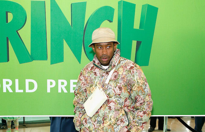 "Tyler, the Creator – ""Music Inspired by The Grinch"" EP Stream"