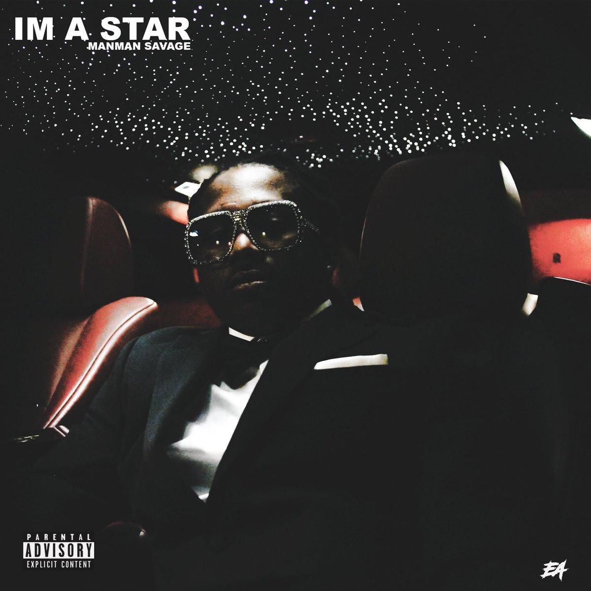 "ManMan Savage – ""I'm A Star"" Prod. Ron-Ron Music Video"