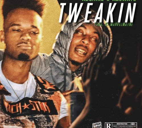 "AzChike – ""Tweaking"" Feat. AzSwaye Prod. by MarvelMayne"
