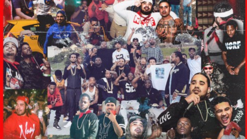 Rucci Keeps His Paws At Necks On His Latest Project 'For My Dawgz""