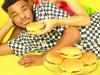 "Burger Man – ""Easy On The Mustard"""