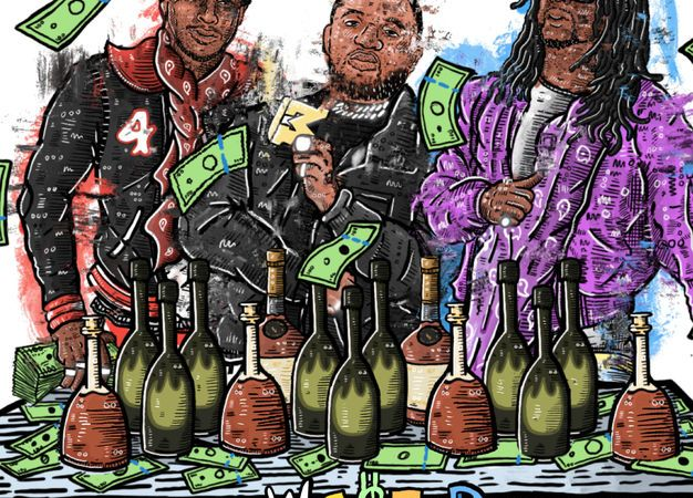 "03 Greedo – ""Wasted"" Feat. YG (Prod. DJ Mustard)"