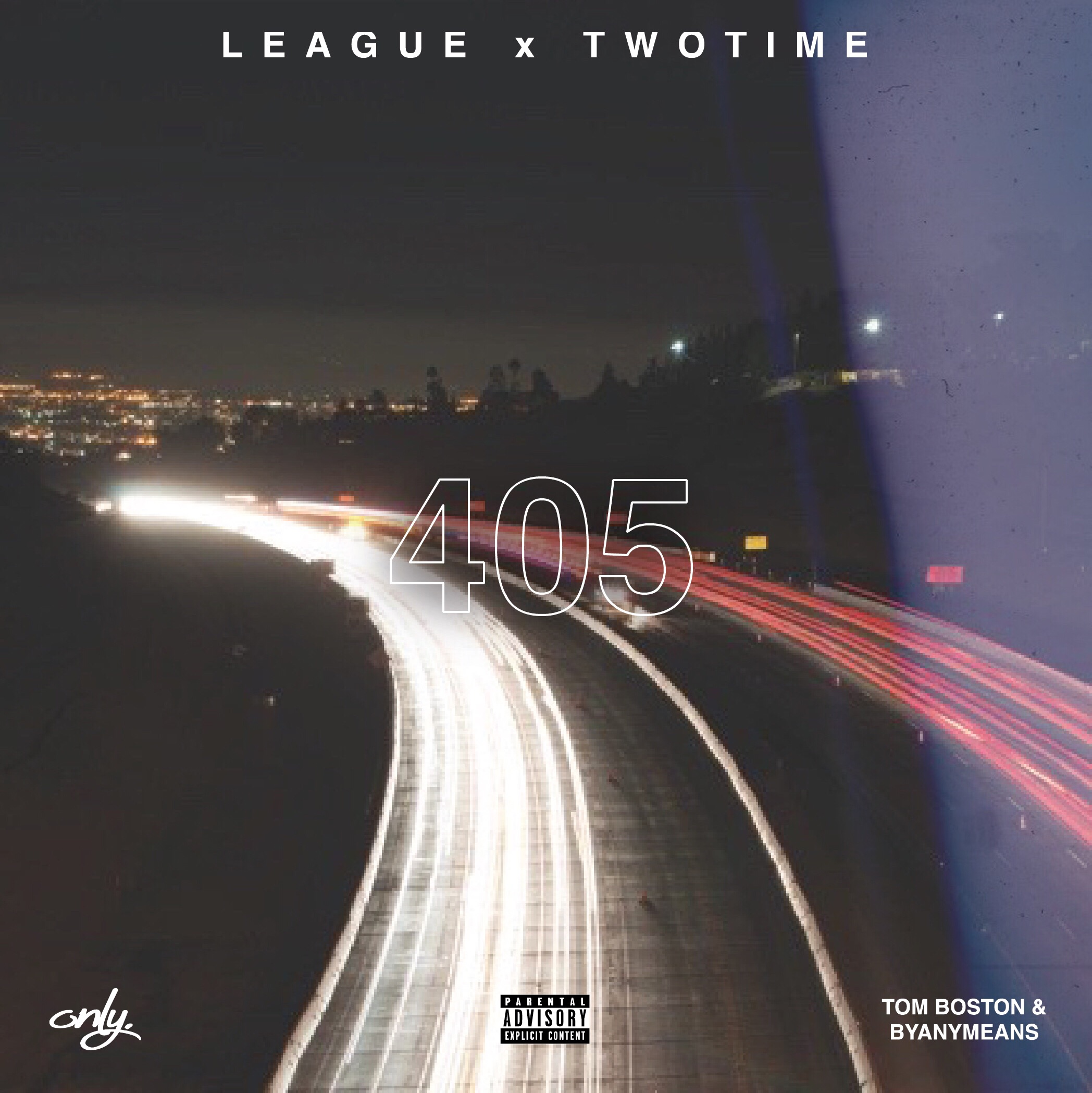 """League & Two Time Release Trippy New """"405"""" Video"""