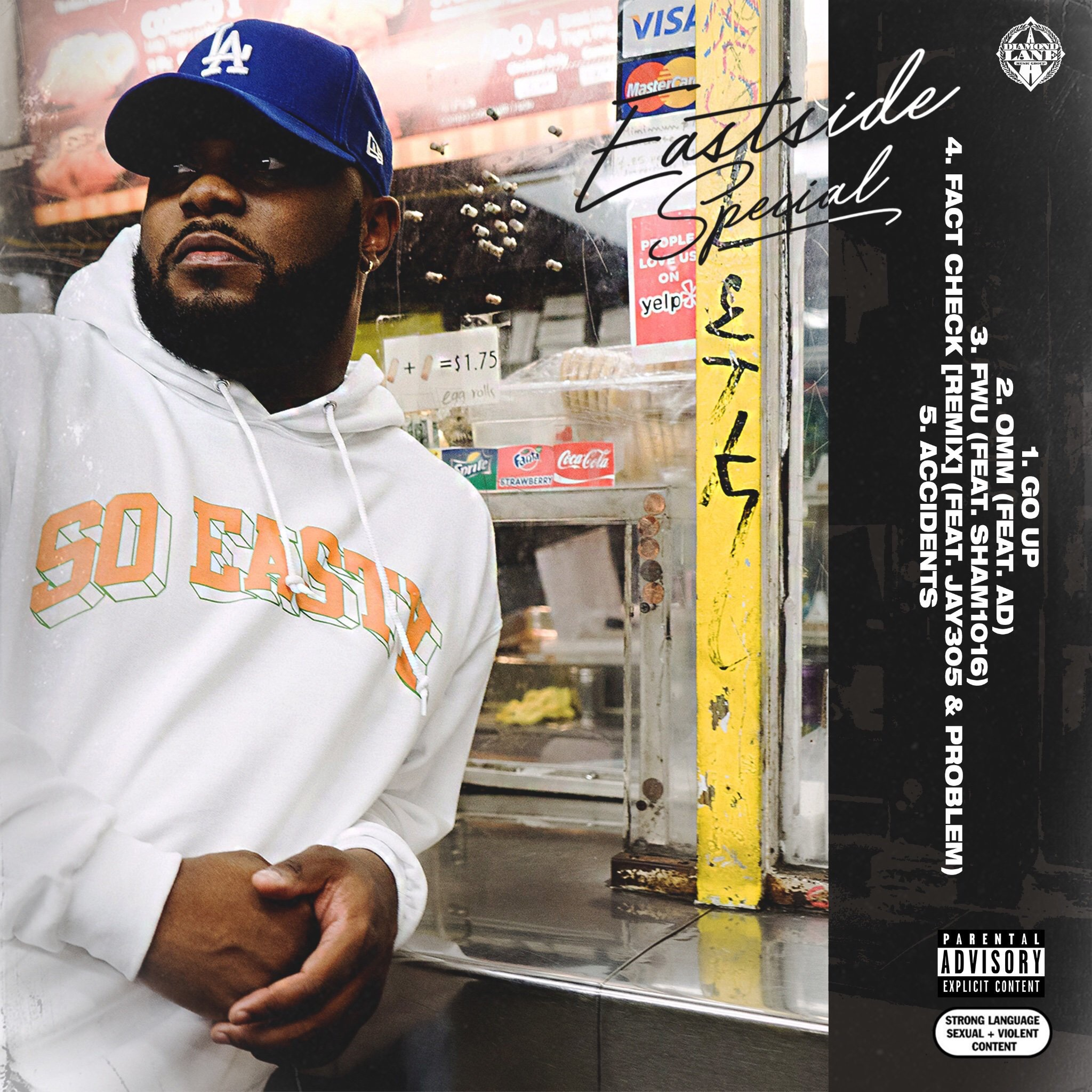 """Airplane James Releases Much Anticipated """"Eastside Special"""" EP"""