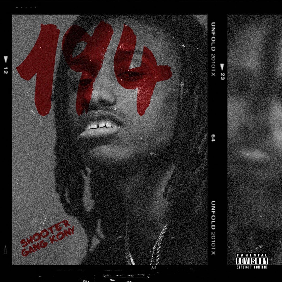 """ShooterGang Kony – """"194"""" EP"""