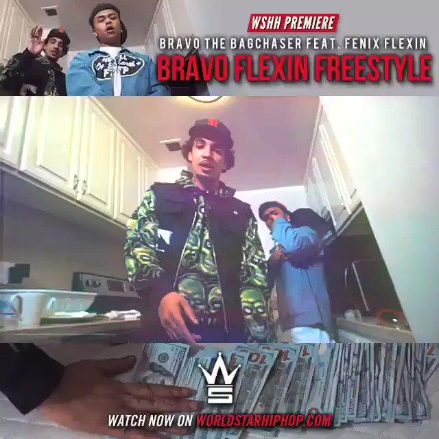 "Bravo The BagChaser Feat. Fenix Flexin –  ""Bravo Flexin"" Official Video"