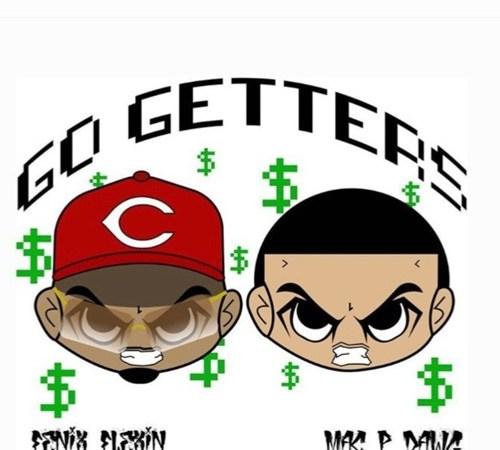 """Fenix Flexin & Mac PDawg – """"Go Getters"""" (Prod. By Ron-Ron & Bruce24k)"""