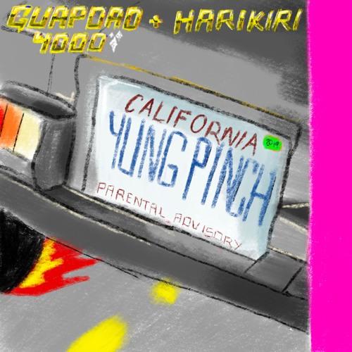 """GuapDad4000 – """"California"""" Feat. Yung Pinch"""