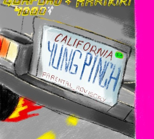 "GuapDad4000 – ""California"" Feat. Yung Pinch"