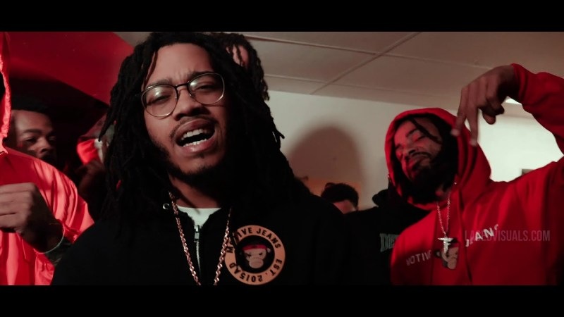 """BandGang Lonnie Bands – """"Moody"""" Official Video"""