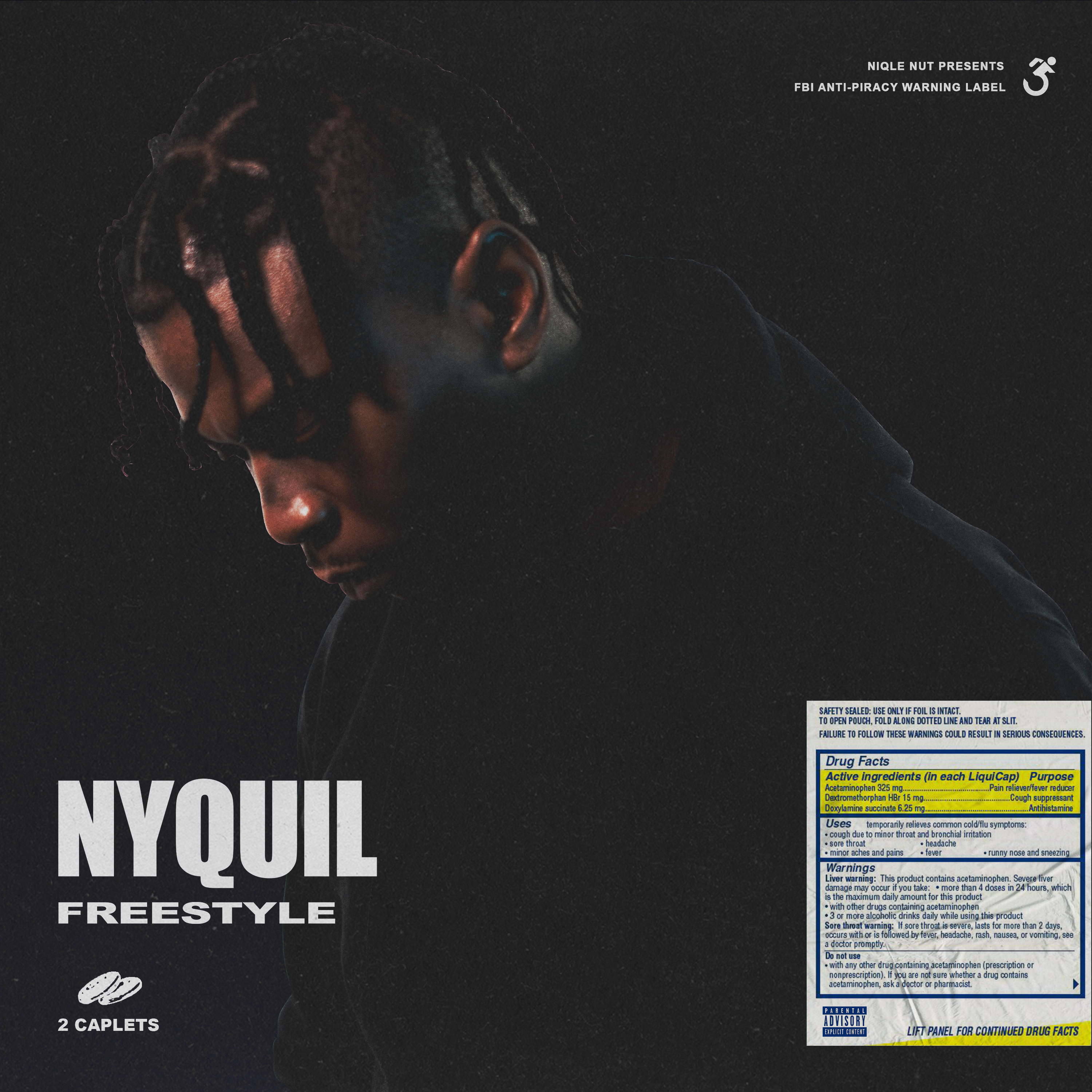 """NiQle Nut """"NyQuil Freestyle"""" Video Is Extremely Effective"""
