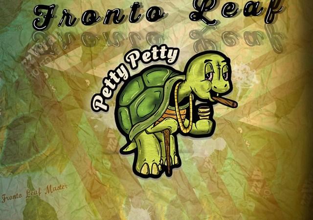 "PettyPetty – ""Fronto Leaf"" Prod. by P Bands"