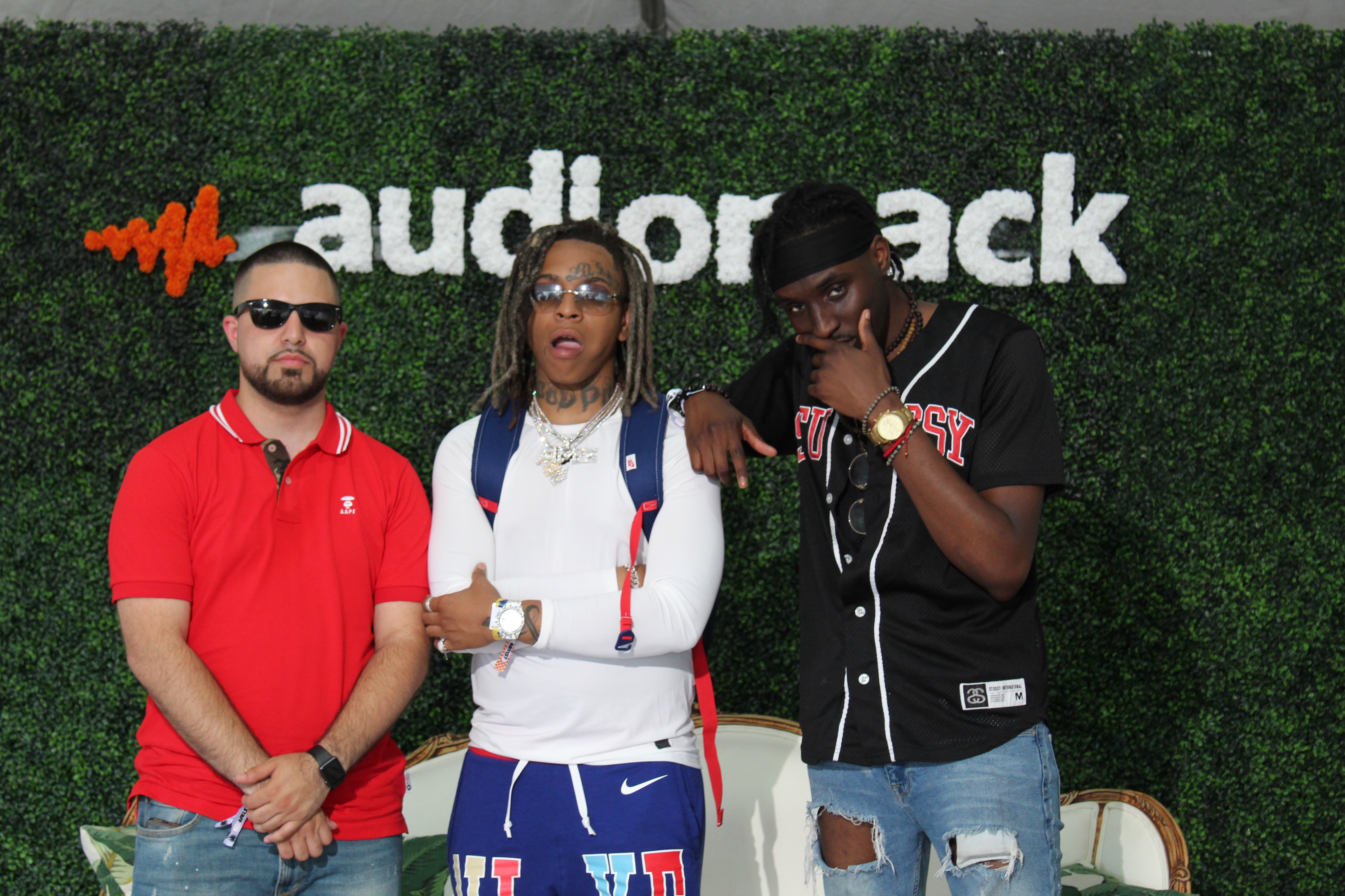 Lil Gotit Interview with Rosecrans Radio at Rolling Loud