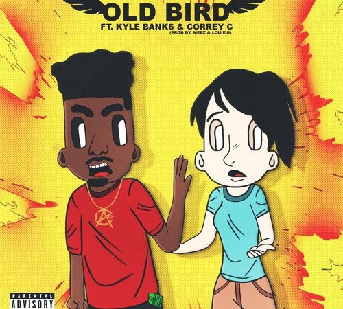 "AzSwaye – ""Old Bird"" Feat. Correy C and Kyle Banks Prod. By Meez and Louie Ji"