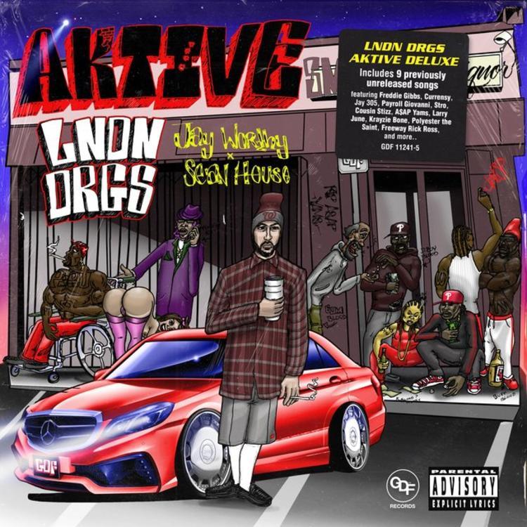 """Lowkey LA Classics: LNDN DRGS – """"Aktive"""" (Deluxe)"""