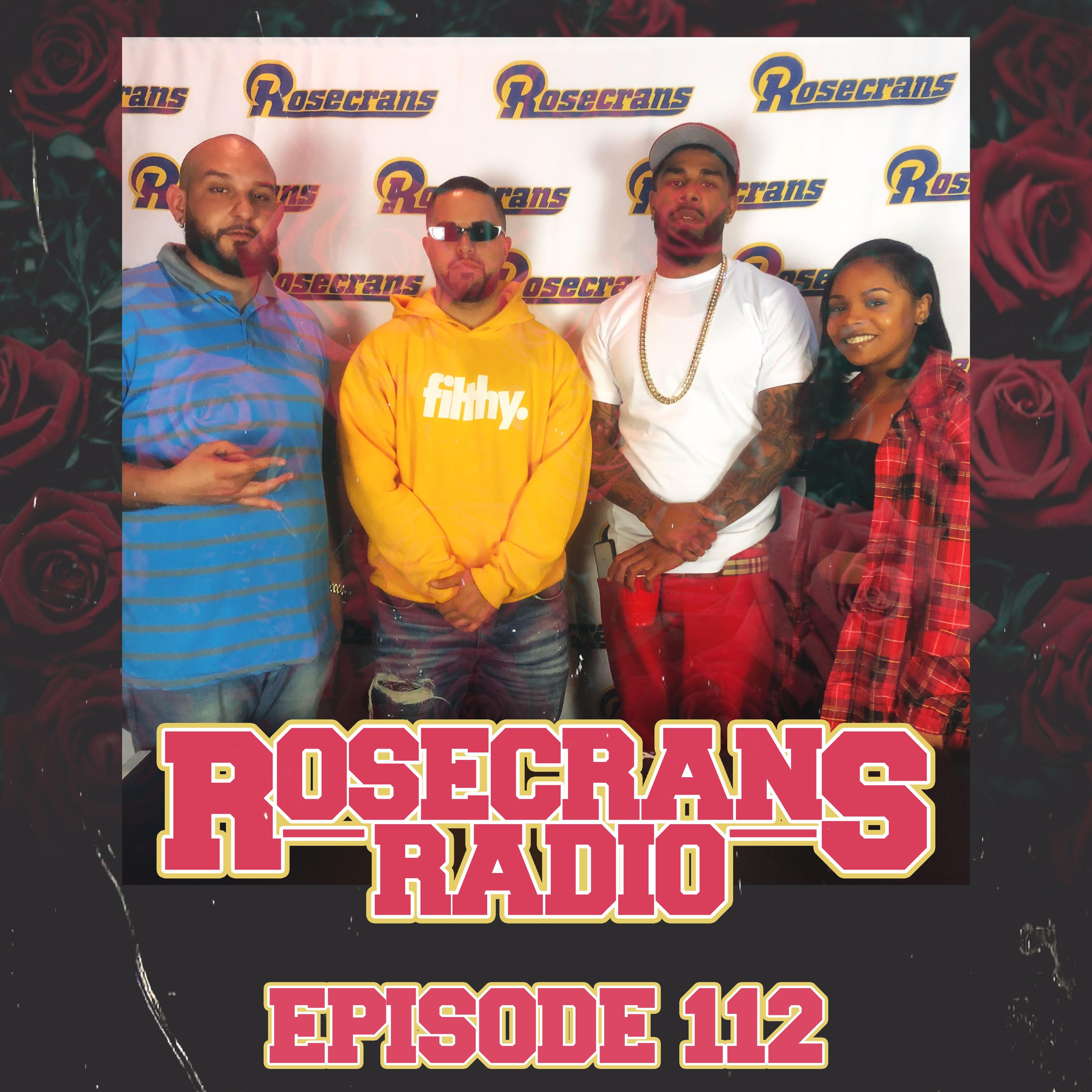 Rosecrans Radio 112: Ackrite Interview