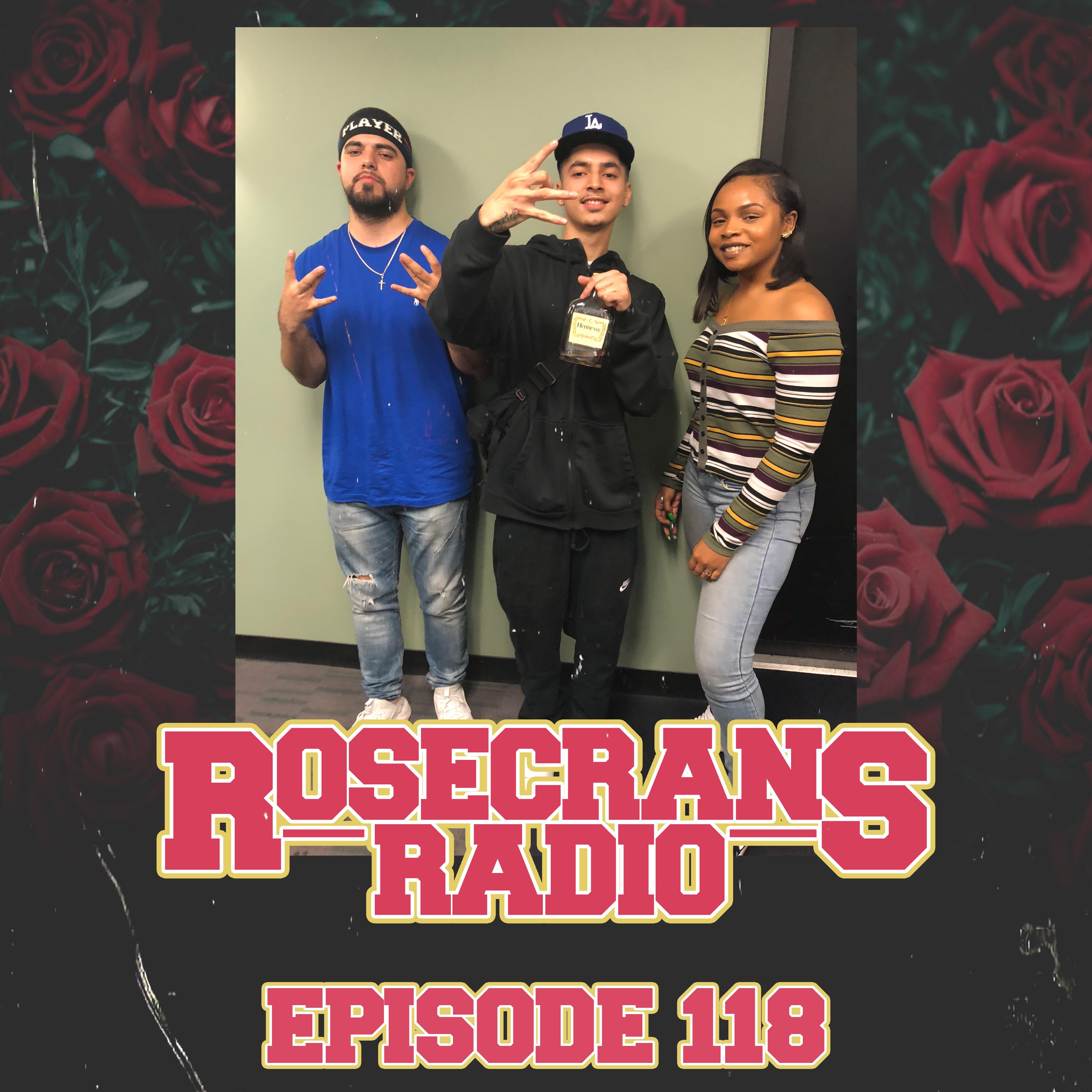 LISTEN— Rosecrans Radio 118: Mac P Dawg Interview