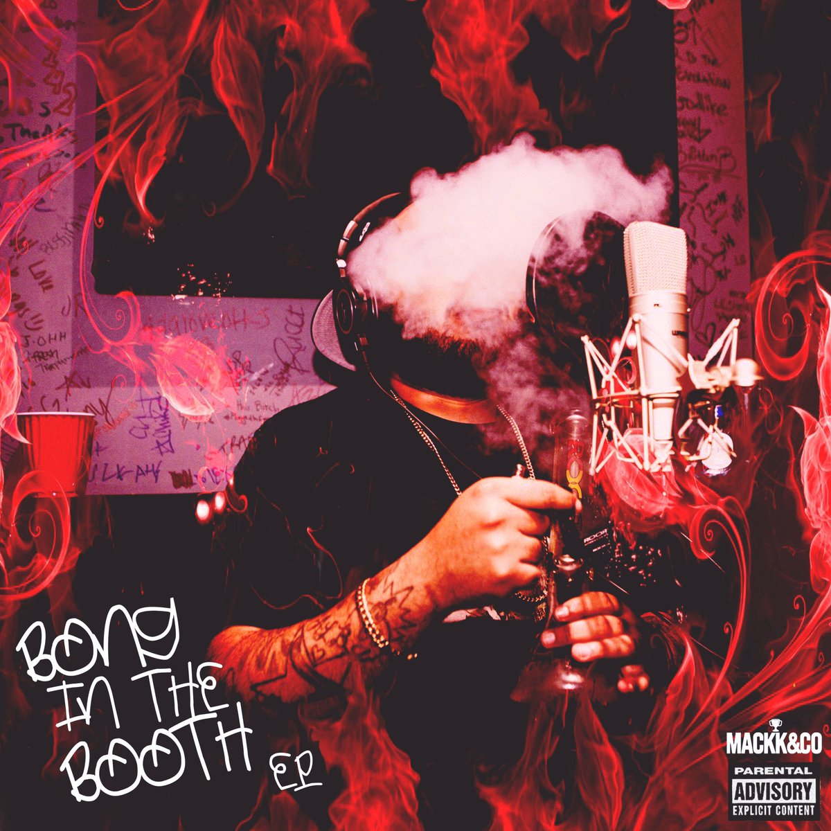 "Rucci – ""Bong In The Booth"" EP"