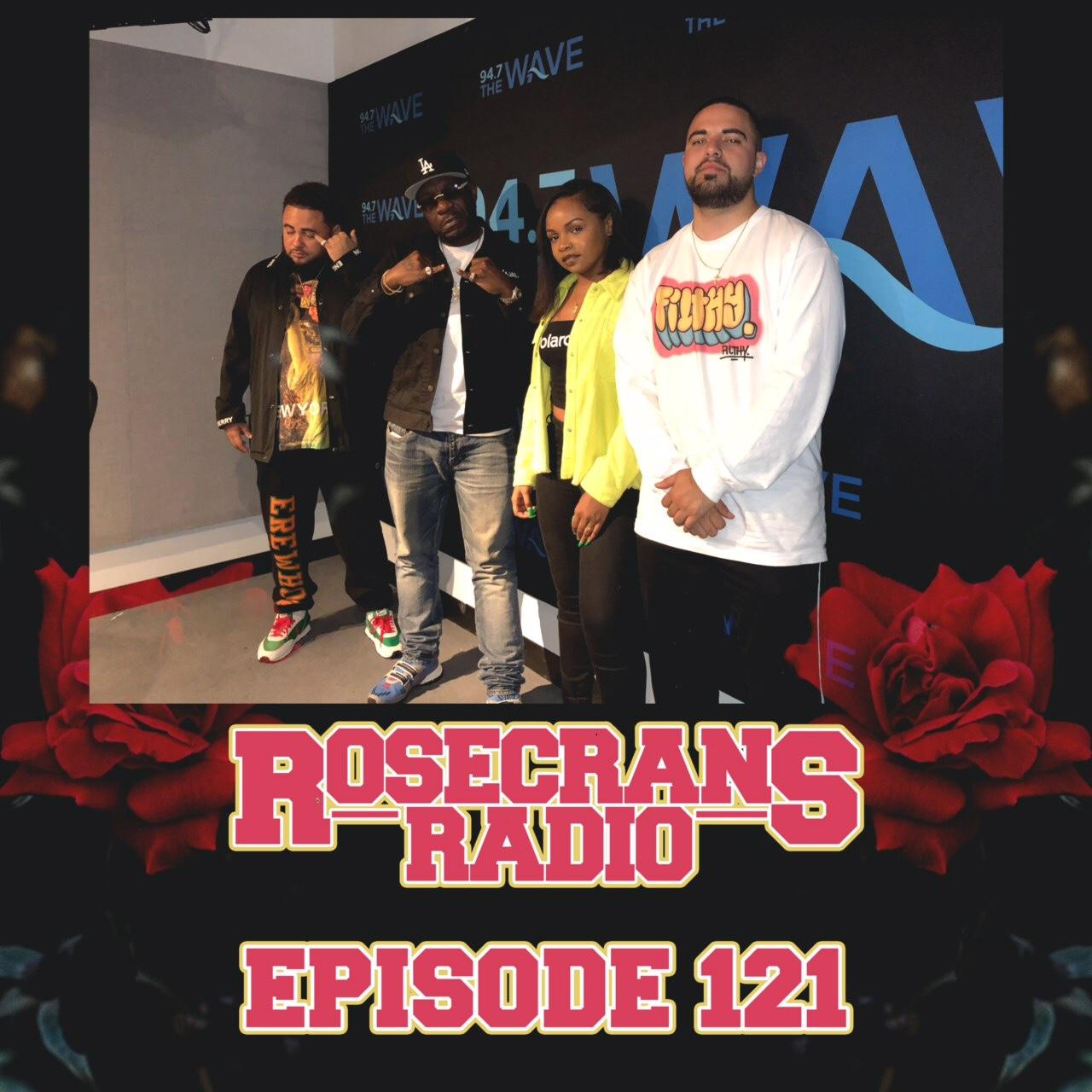 LISTEN— Rosecrans Radio 121: NEW R Baron Interview