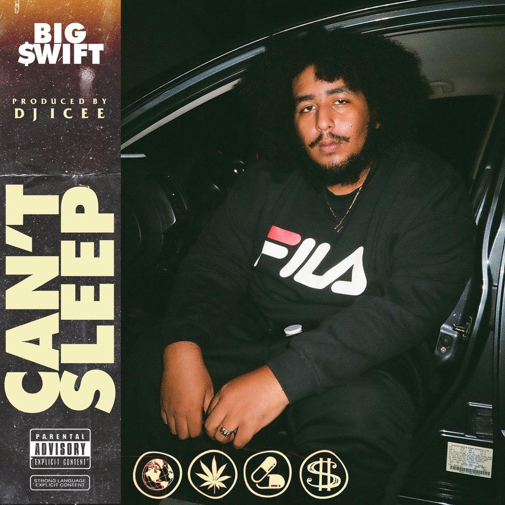 "Big $wift Drops Syrupy New Single, ""Can't Sleep"""