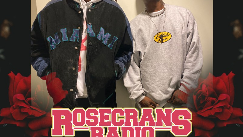 Rosecrans Radio Interviews Huey Briss & Seafood Sam