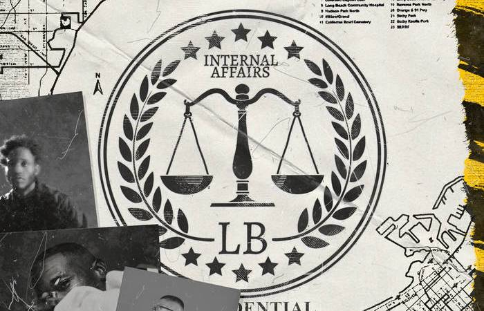 "Huey Briss – ""Internal Affairs"" Feat. Maxo"