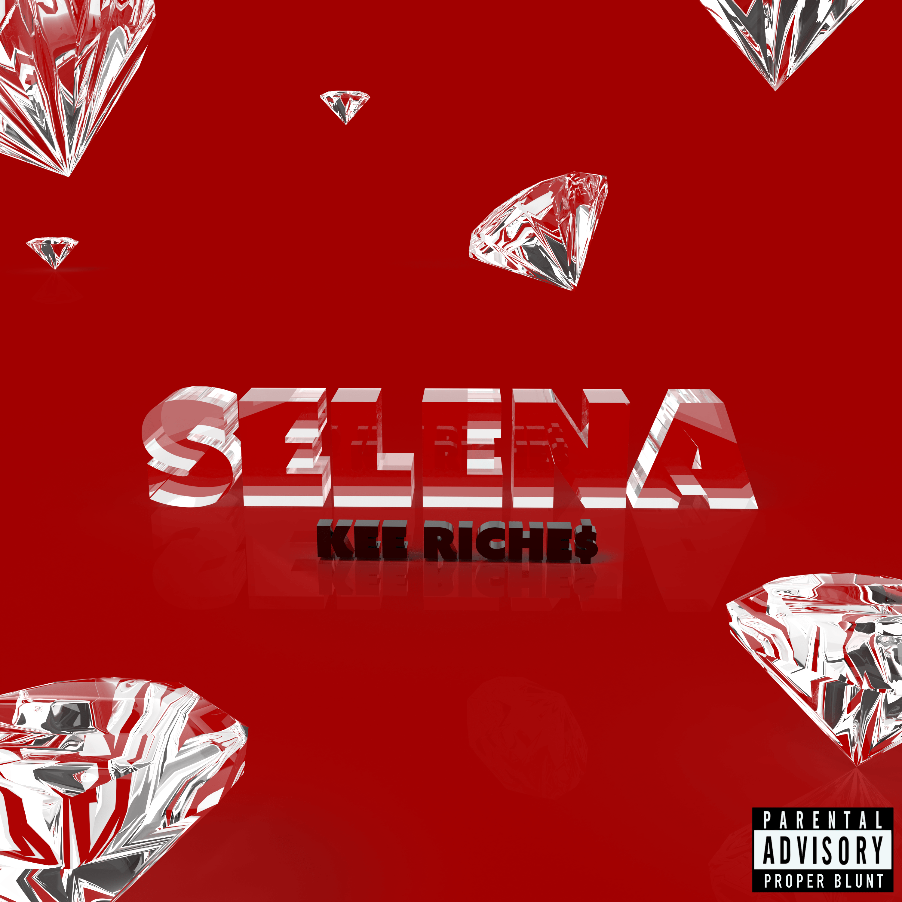 "Kee Riche$ Releases ""Selena"""