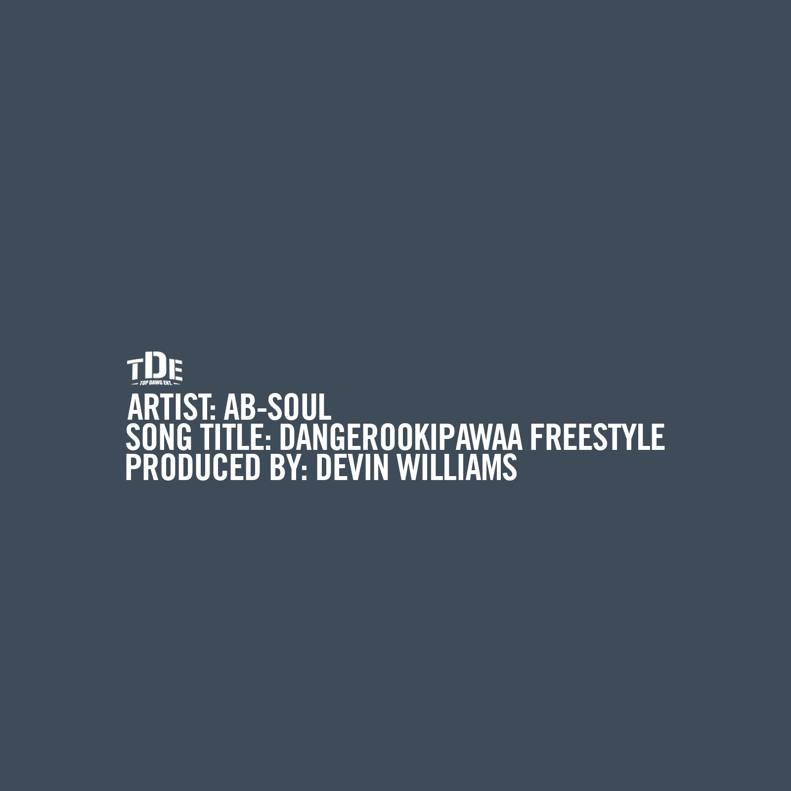 "Ab-Soul Kicks Off TDE Fan Appreciation Week With ""Dangerookipawaa Freestyle"""