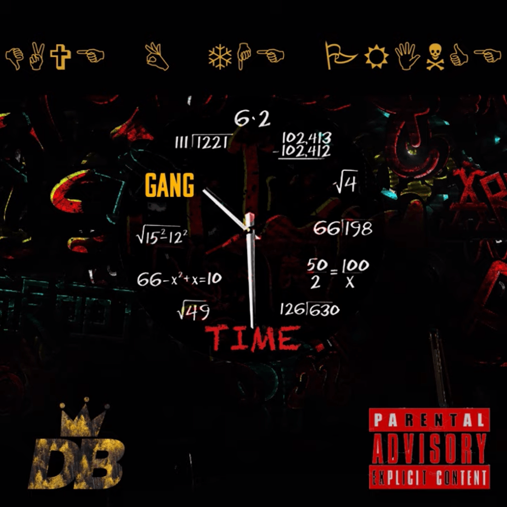 "Dave B. The Prince Drops ""Gang Time"" Single"